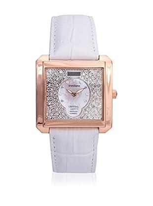 Lancaster Uhr mit Miyota Uhrwerk Grandame Carré Rosé  35 mm