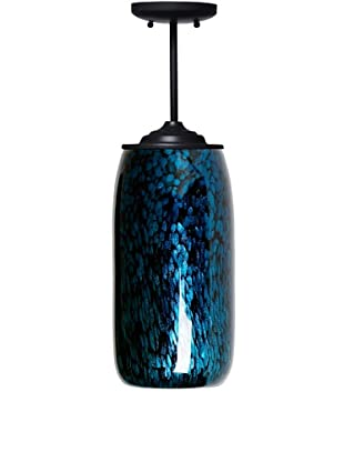 Thumprints Galaxy Pendant Lamp (Blue)