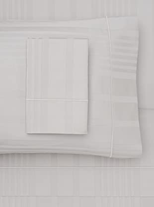 Peacock Alley Sonnet Sheet Set (Grey)