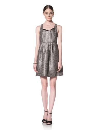 Twinkle By Wenlan Women's After 5 Affair Dress (Champagne)
