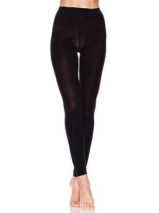DIM Legging Opaque Veloute Opaco (Negro)