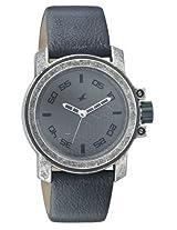 Fastrack Metalhead Analog Black Dial Men's Watch - 3109SL01