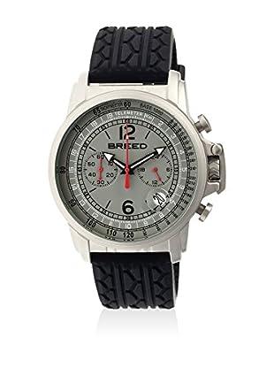Breed Reloj con movimiento cuarzo japonés Brd5402 Negro 44  mm
