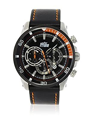 PITLANE Reloj con movimiento Miyota Man PL-1017-2 48 mm
