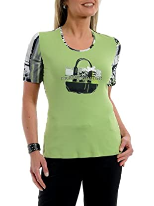 Frank Walder T-Shirt (Verde)