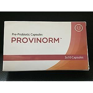 Unique Biotech PROVINORM - Probiotic Capsules for Women's Health (Bacterial Vaginosis) 30 Caps