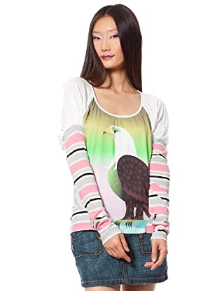 Custo Camiseta Ostrixc (Multicolor)