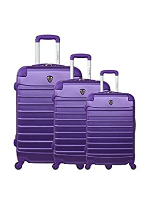 ZIFEL Set 3 Trolley Rigido 7309C