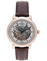 Rotary Brown Chronograph Men Watch GS9050506