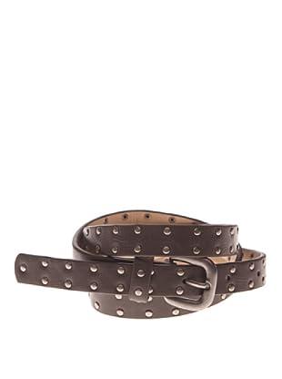 Pepe Jeans London Cinturón Tim (Gris Oscuro)