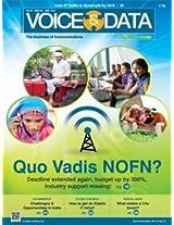 Voice and Data Magazine