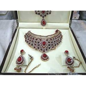 Bridal sets - Bridal Collection no. 884, 8 pcs set