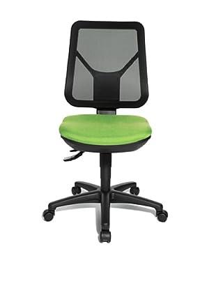 Topstar Bürodrehstuhl Ergo Net (apfelgrün/schwarz)