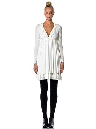 Eccentrica Vestido ML (blanco)