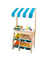 Kid Kraft Grocery Market Place, Play Kitchen Set
