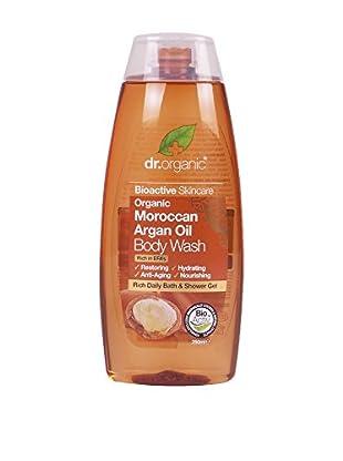 Dr Organic Gel Bagno Doccia Moroccan Argan Oil 250 ml