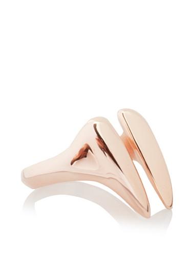 Katie Rowland Lilith Fang Ring (Rosegold)