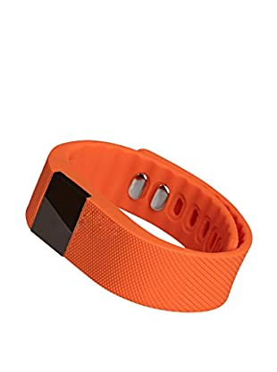 OLED Bluetooth Fitness Tracker, Orange