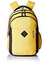 American Tourister Comet Yellow Laptop Backpack (Comet 01_8901836135299)