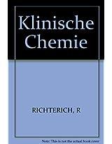 Richterich *klinische* Chemie - Theorie Praxis Interpretation 4ed