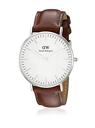 Daniel Wellington Uhr mit Miyota Uhrwerk Unisex St Mawes 36 mm