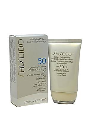 Shiseido Crema Hidratante Urban Environment Uv Protect Plus Spf 50 50 ml