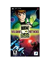 Ben 10 Alien Force: Vilgax Attacks (PSP)