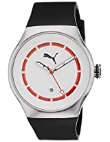 Puma Analog White Dial Unisex Watch - 88922001