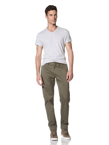 Maharishi Men's Officer Deck Pants (Maha Olive)