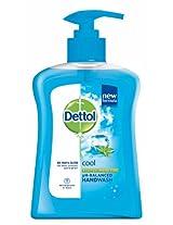Dettol Liquid Soap Cool Pump - 250 ml
