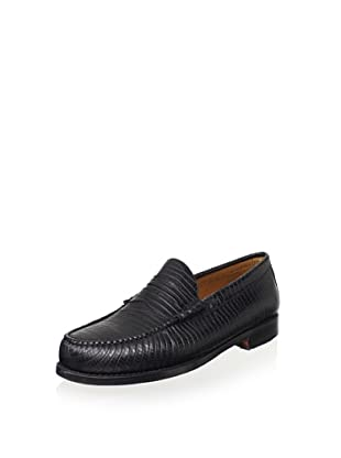 Bass Men's Larson-3 Loafer (Black)
