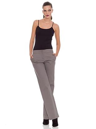 Dolores Promesas Pantalon Costuras (gris)