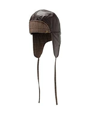 Goorin Brothers Unisex Snow Blind Trooper Hat (Brown)