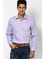 Purple Casual Shirt
