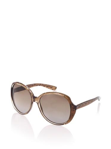 Bottega Veneta Women's BV155/S Sunglasses (Butterfly Brown)