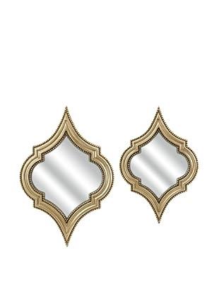 Set of 2 Marietta Wall Mirrors