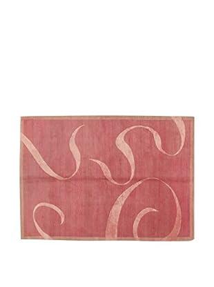 Design Community By Loomier Teppich Nepal rosa 243 x 173 cm