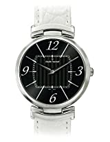 Claude Bernard Analogue Black Dial Women's Watch - 21204 3 NIN