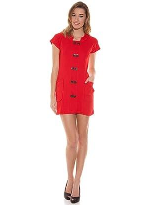 HHG Vestido Tierra (Rojo)