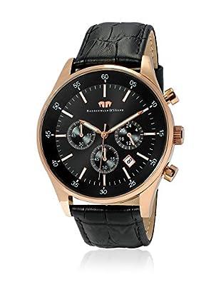 Rhodenwald & Söhne Reloj con movimiento cuarzo japonés 10010076 Negro 45  mm