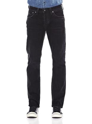 Pepe Jeans London Pantalón Cash (Negro)