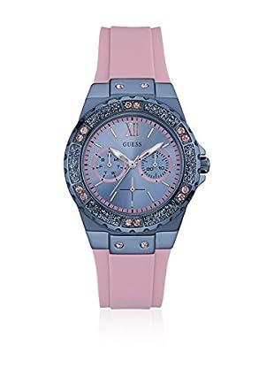 Guess Uhr mit japanischem Mechanikuhrwerk Woman blau