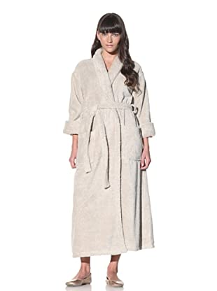 Chortex Plush Bathrobe (Stone)