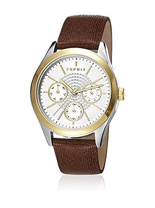 Esprit Reloj de cuarzo Woman Marrón 36 mm