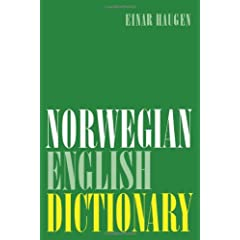 Norwegian-English Dictionary