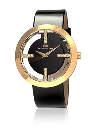 Rhodenwald & Söhne Reloj con movimiento cuarzo japonés 10010013 Negro 42  mm