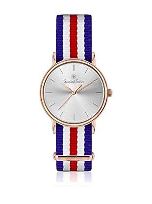 Gaspard Sartre Reloj de cuarzo Unisex La Variée Azul / Rojo / Blanco