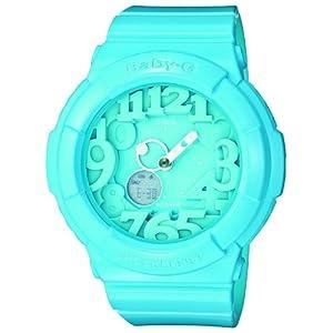 カシオ]CASIO 腕時計 Baby-G ベビージー Neon Dial Series ネオンダイアルシリーズ BGA-130-2BJF レディース