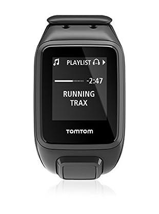 TomTom Gps-Uhr Spark Music (S) +Bluetooth® Headphones schwarz