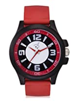 RICO SORDI Mens Black Leather Watch (RSMW_L14)